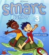 Smart Junior 3 Student's Book (Ukrainian Edition) - фото обкладинки книги