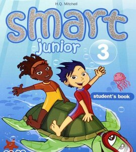Smart Junior 3 Student's Book (Ukrainian Edition) - фото книги