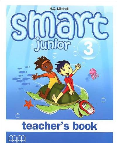 Книга для вчителя Smart Junior 3 Teacher's Book