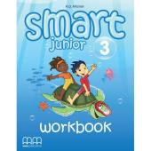 Smart Junior 3 Workbook + Audio CD - фото обкладинки книги