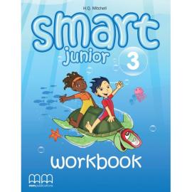 Smart Junior 3 Workbook + Audio CD - фото книги