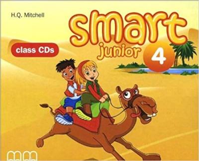 Аудіодиск Smart Junior 4 Class CDs