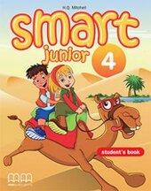 Smart Junior 4 Culture Time for Ukraine - фото обкладинки книги