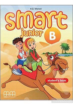 Підручник Smart Junior 4 Flashcards