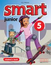 Smart Junior 5 Class CDs - фото обкладинки книги