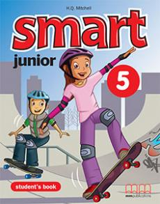 Smart Junior 5 Class CDs - фото книги