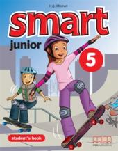 Smart Junior 5 Student's Book - фото обкладинки книги