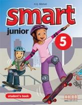 Посібник Smart Junior 5 Student's Book Ukrainian Edition