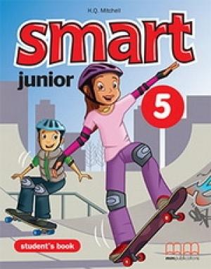 Підручник Smart Junior 5 Student's Book Ukrainian Edition