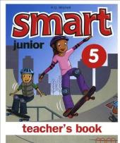Smart Junior 5 Teacher's Book - фото обкладинки книги