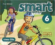 Робочий зошит Smart Junior 6 Class CDs