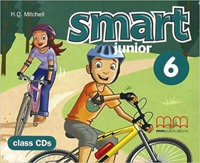 Аудіодиск Smart Junior 6 Class CDs