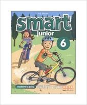 Smart Junior 6 Student's Book - фото обкладинки книги