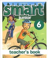 Smart Junior 6 Teacher's Book - фото обкладинки книги