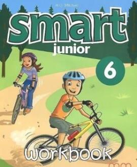 Smart Junior 6 WB with CD/CD-ROM - фото книги