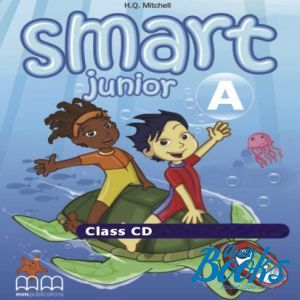 Аудіодиск Smart Junior A Class CD