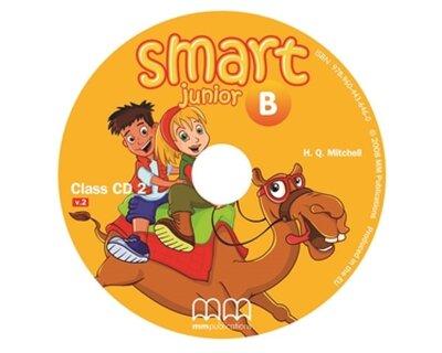 Аудіодиск Smart Junior B Class CD
