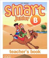 Аудіодиск Smart Junior B Teacher's Book