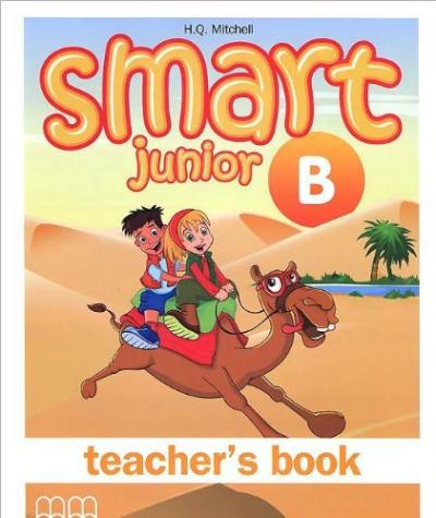 Книга для вчителя Smart Junior B Teacher's Book