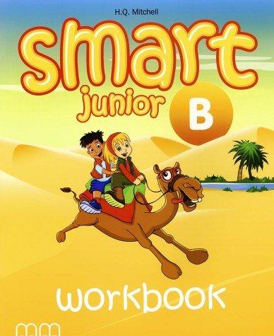 Робочий зошит Smart Junior B WB with CD/CD-ROM