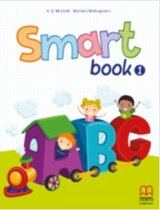 Аудіодиск Smart Junior for Ukraine 1 Smart Book
