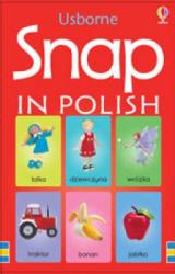 Snap in Polish - фото обкладинки книги