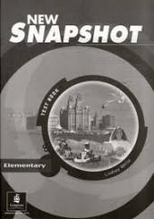 Snapshot Elementary Student's Book 1 - фото обкладинки книги