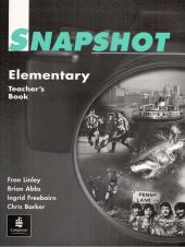 Snapshot Elementary Teacher's Book 1 - фото обкладинки книги