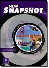 Snapshot Intermediate Students Book - фото обкладинки книги