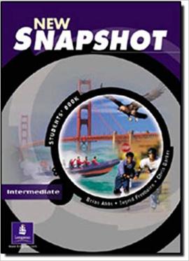 Підручник Snapshot Intermediate Students Book