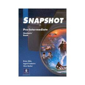 Snapshot Pre-Intermediate Student's Book 2 - фото книги