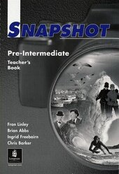 Snapshot Pre-Intermediate Teacher's Book 2 - фото обкладинки книги