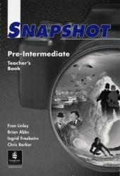 Snapshot Pre-Intermediate Teacher's Book 2 - фото обкладинки книги