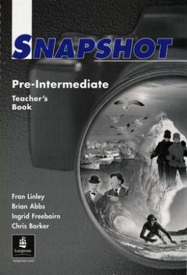 Snapshot Pre-Intermediate Teacher's Book 2 - фото книги