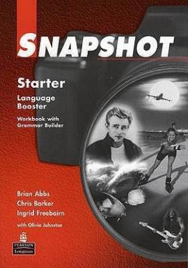 Snapshot Starter Language Booster - фото книги