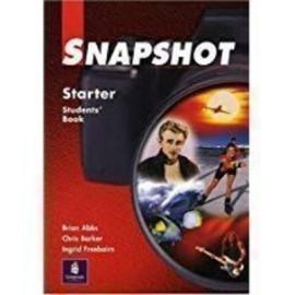Підручник Snapshot Starter Student's Book