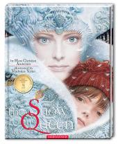 Снігова королева (англ. мовою) - фото обкладинки книги