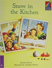 Snow in the Kitchen ELT Edition - фото обкладинки книги