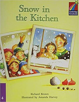 Snow in the Kitchen ELT Edition - фото книги