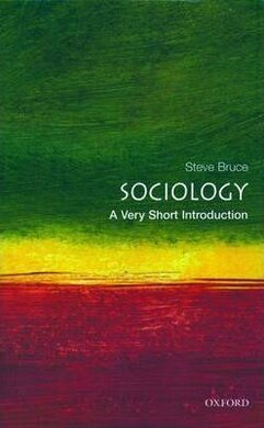 Sociology: A Very Short Introduction - фото книги
