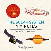 Solar System in Minutes - фото обкладинки книги