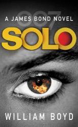 Solo : A James Bond Novel - фото обкладинки книги