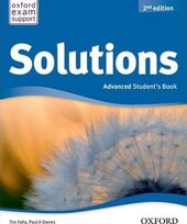 Solutions 2nd Edition Advanced: Student's Book - фото обкладинки книги