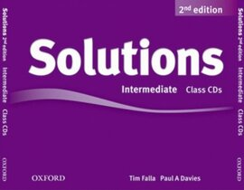 Solutions 2nd Edition Intermediate: Class Audio CDs (диск) - фото книги