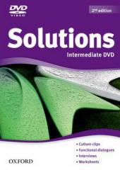 Solutions 2nd Edition Intermediate: DVD (диск з відео) - фото обкладинки книги