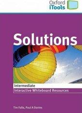 Solutions Intermediate. iTools (програмне забезпечення) - фото обкладинки книги