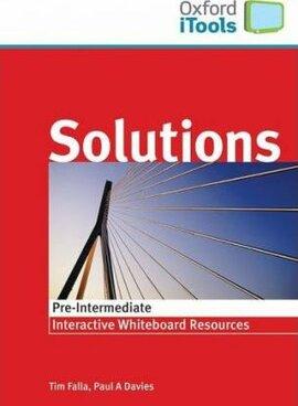 Solutions Pre-Intermediate. iTools (програмне забезпечення) - фото книги