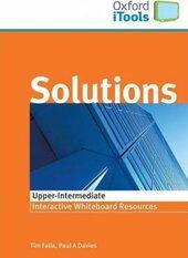 Solutions Upper-Intermediate. iTools (програмне забезпечення) - фото обкладинки книги