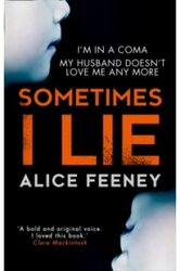 Sometimes I Lie: A psychological thriller with a killer twist you'll never forget - фото обкладинки книги
