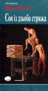 Сон із дзьоба стрижа - фото книги
